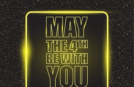 Aflyst: May the Force be with you