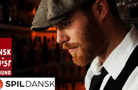 Spil Dansk: Gratis blueskoncert med Jake Green