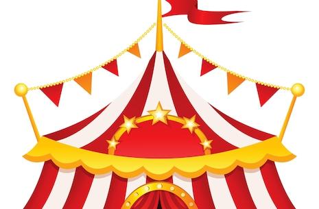 FAR-BARN-BIBLOLEG: Pippi Langstrømpe i cirkus Ølstykke for de 2-4 årige med fædre