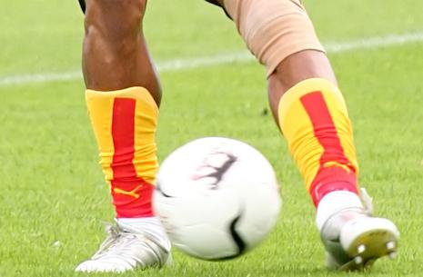 Fodboldkamp Herre-DS 2021-22 Pulje 2 - LSF mod Køge Nord FC