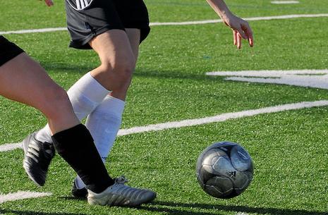 Fodboldkamp Herre-DS 2021-22 Pulje 2 - LSF mod Tårnby FF