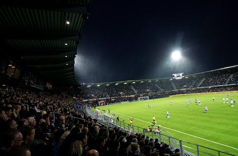 Fodboldkamp Herre-DS Pulje 2 - LSF mod Roskilde Boldklub