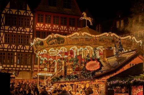 Julemarked i Stenløse Sognegård