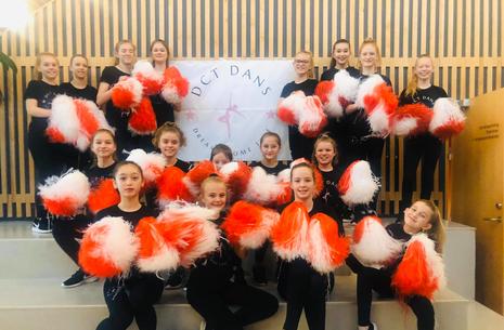 Feriesjov i skolesommerferien - DCT danseundervisning for Egedal skolebørn