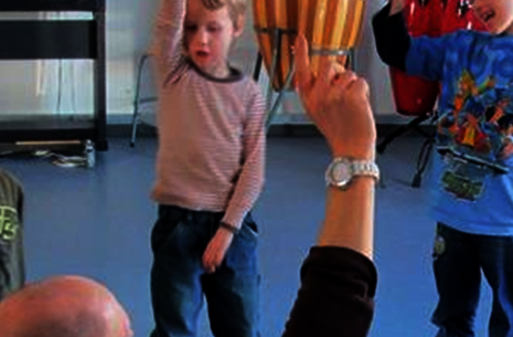 Feriesjov i skolesommerferien - Musik- leg og lær 0-1. klasse for Egedal skolebørn