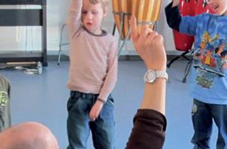 Feriesjov i skolesommerferien - Musik- leg og lær 2-3. klasse for Egedal skolebørn