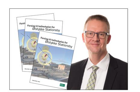 Dialog om Ølstykke Stationsby med Borgmester Karsten Søndergaard