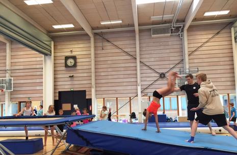 To-dages Spring med Ølstykke Gymnastikforening - hold 2