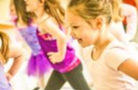 Mgp/showdance 3-6 År - Dct Dans